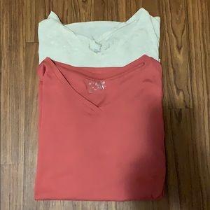 2 Terra Sky T-Shirts